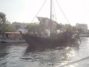 سفينة فينيقيا الشراعية