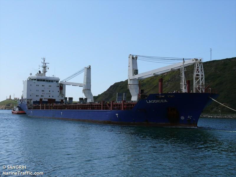 السفينة لاوديسا