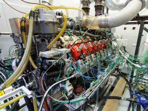 اختبار المحرك
